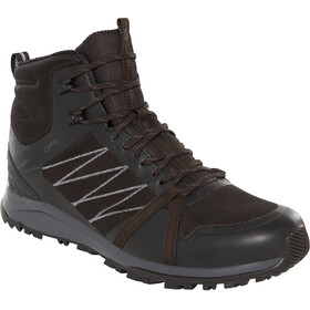 The North Face Litewave Fastpack II Mid GTX Sko Herrer, tnf black/ebony grey